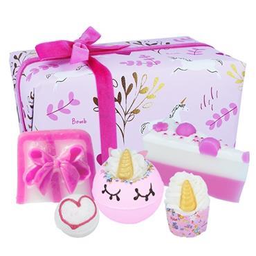 Bomb Cosmetics Gift Wrapped Unicorn Sparkle