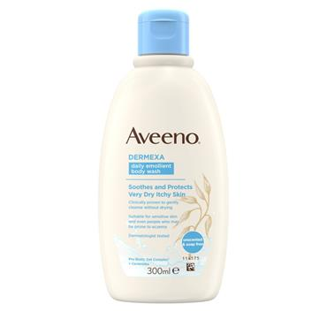 Aveeno Dermexa Emollient Body Wash 300ml