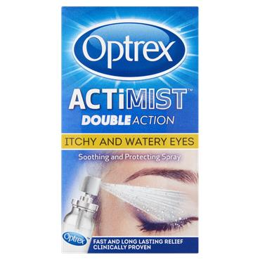 Optrex Actimist Soothing And Protecting Spray 10Ml