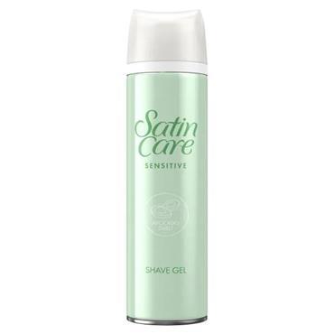 Gillette Venus Satin Care Sensitive Avocado Shaving Gel 200ml