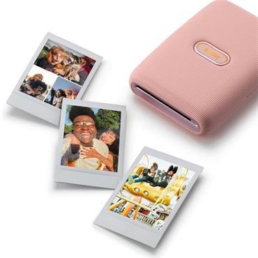 Instax Mini Link Wireless Photo Printer - Dusky Pink