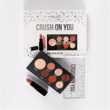 Inglot Cosmetics 'Crush on You' Skin, Eye & Lip Set