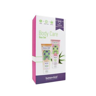 Human + Kind The Body Care Duo (Body Souffle & Body Scrub)