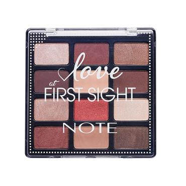 NOTE Cosmetics Love At First Sight Palette 202 Instant Lovers