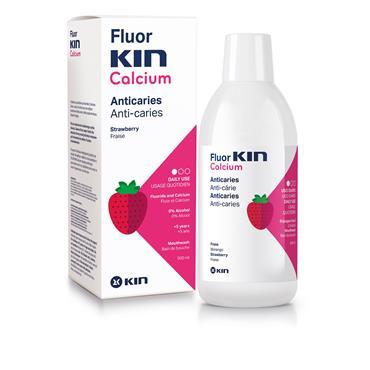 Kin Fluor-Kin Mouthwash 500ml