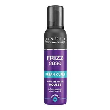 John Frieda Frizz Ease Dream Curls Reviver Mousse 200ml