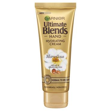 Garnier Ultimate Blends Argan & Camellia Oils Hydrating Hand Cream