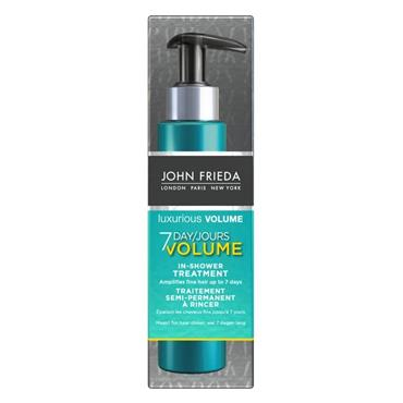 John Frieda Luxurious Volume 7 Day Volume In-Shower Treatment 100ml