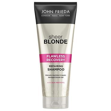 John Frieda Sheer Blonde Flawless Recovery Shampoo 250ml