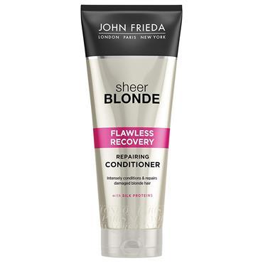 John Frieda Sheer Blonde Flawless Recovery Conditioner 250ml