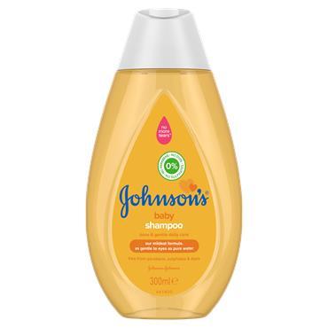 Johnsons Baby Shampoo 300ml