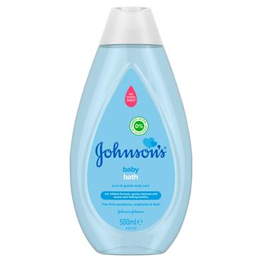 Johnsons Baby Bath 500ml
