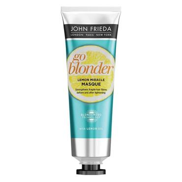 John Frieda Sheer Blonde Go Blonder Lemon Miracle Mask 100ml