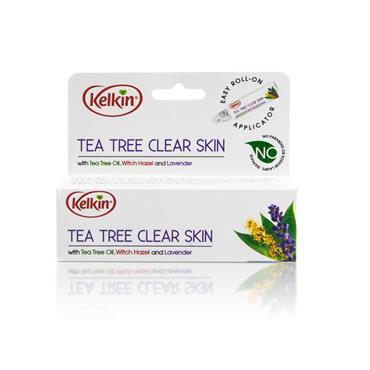 Kelkin Tea Tree Clear Skin Spot Zapper 10ml