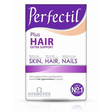 Vitabiotics Perfectil Plus Hair 60 Tablets