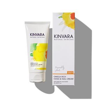Kinvara Skincare Omega Rich Hand & Nail Cream