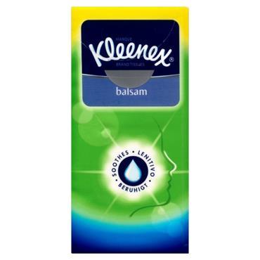 Kleenex Balsam Tissues Pocket Pack