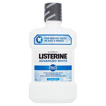 Listerine Advanced White 1 Litre