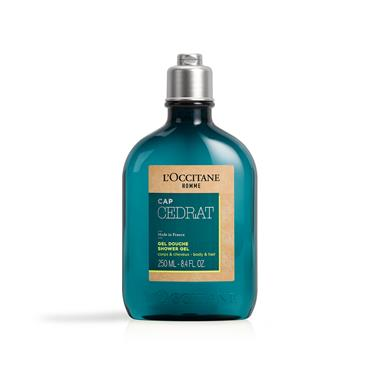 L'Occitane L'Homme Cedrat Homme Hair & Body Wash 250ml