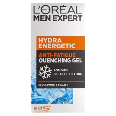 L'Oreal Paris Men Expert Hydra Energetic Anti-Shine Moisturiser 50ml