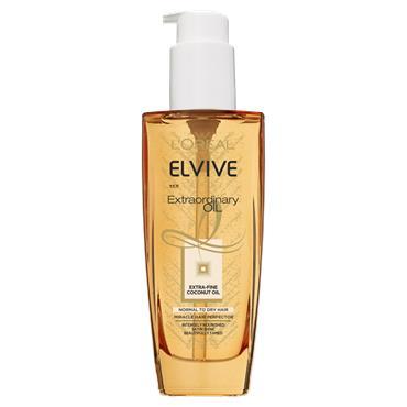 L'Oreal Paris Elvive Extraordinary Oil Coconut Hair Oil 100ml