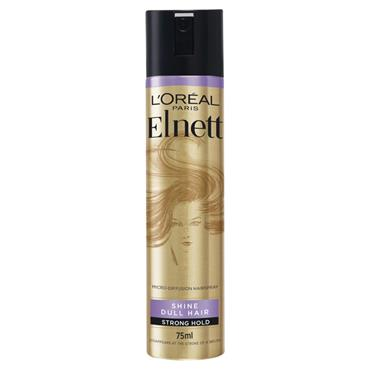 L'Oreal Paris Elnett Lumiere Supreme Hold Hairspray 75ml