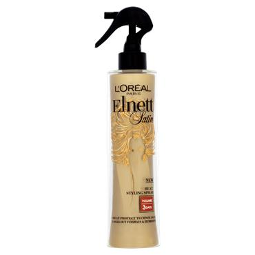 L'Oreal Paris Elnett Heat Protect Spray Volume 170ml