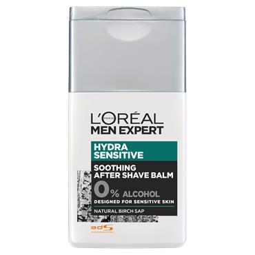 L'Oreal Paris Men Expert Hydra Sensitive Soothing After Shave Balm 125ml