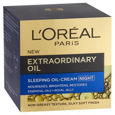 L'Oreal Paris Age Perfect Extraordinary Oil Sleeping Cream Night 50ml