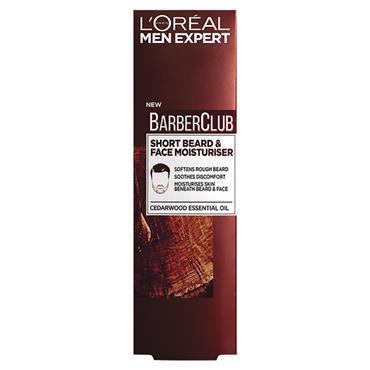 L'Oreal Paris Men Expert Barber Club Short Beard Moisturiser 50ml