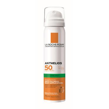 La Roche-Posay Anthelios Anti-Shine Mist Spf50+ 75ml
