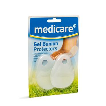 Medicare Silicone Bunion Protector 2 Pack