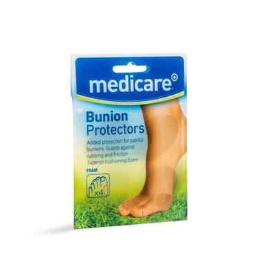 Medicare Bunion Protectors 4 Pack