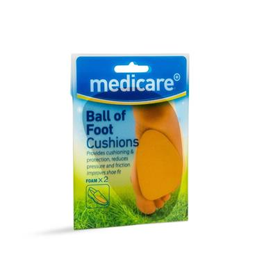 Medicare Ball Of Foot Cushions 2 Pack
