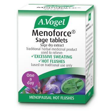A.Vogel Menoforce Sage 30 tablets