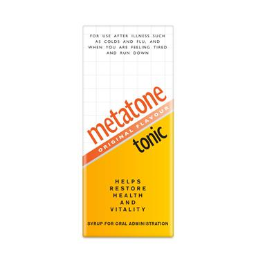 Metatone Tonic Original Flavour 300ml