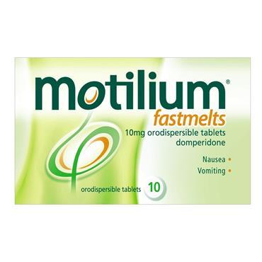 Motilium Fastmelts 10S