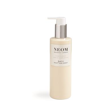 Neom Organics Energy Burst Body & Hand Lotion 250ml