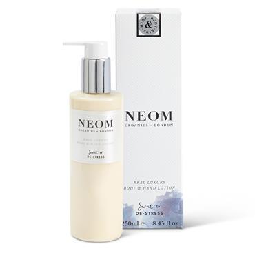 Neom Organics Real Luxury Body & Hand Lotion 250ml