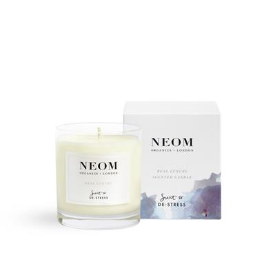 Neom Organics Real Luxury Scented Candle 1 Wick