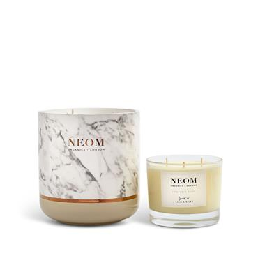 Neom Organics Complete Bliss Scented Candle Ultimate 3 Wick