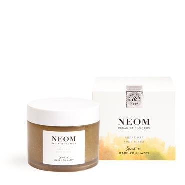 Neom Organics Great Day Body Scrub 332g