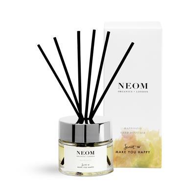 Neom Organics Happiness Reed Diffuser 100ml