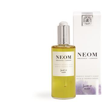 Neom Organics Perfect Nights Sleep Bath & Shower Drops 100ml