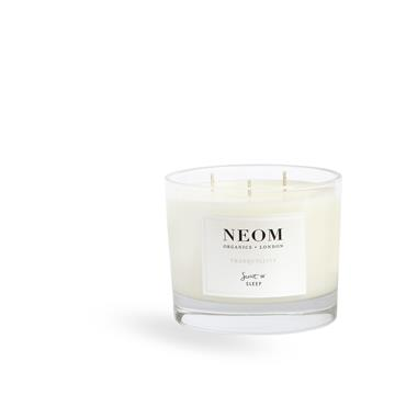 Neom Organics Tranquillity Scented Candle 3 Wick
