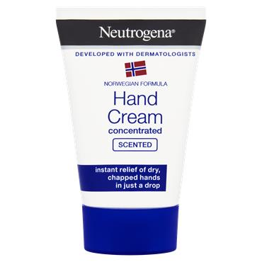 Neutrogena Norwegian Formula Hand Cream Concentrated Scented 50Ml
