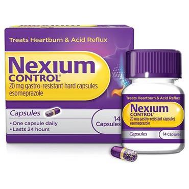 Nexium Control Esomeprazole Capsules 14 Pack