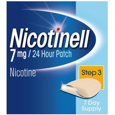Nicotinell Nicotine Patch 7mg
