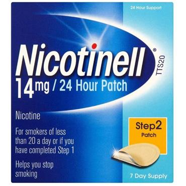 Nicotinell Nicotine Patch 14mg