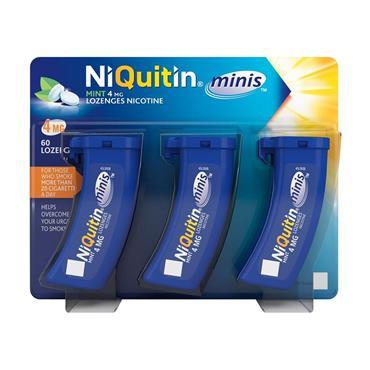 NiQuitin Minis 4mg